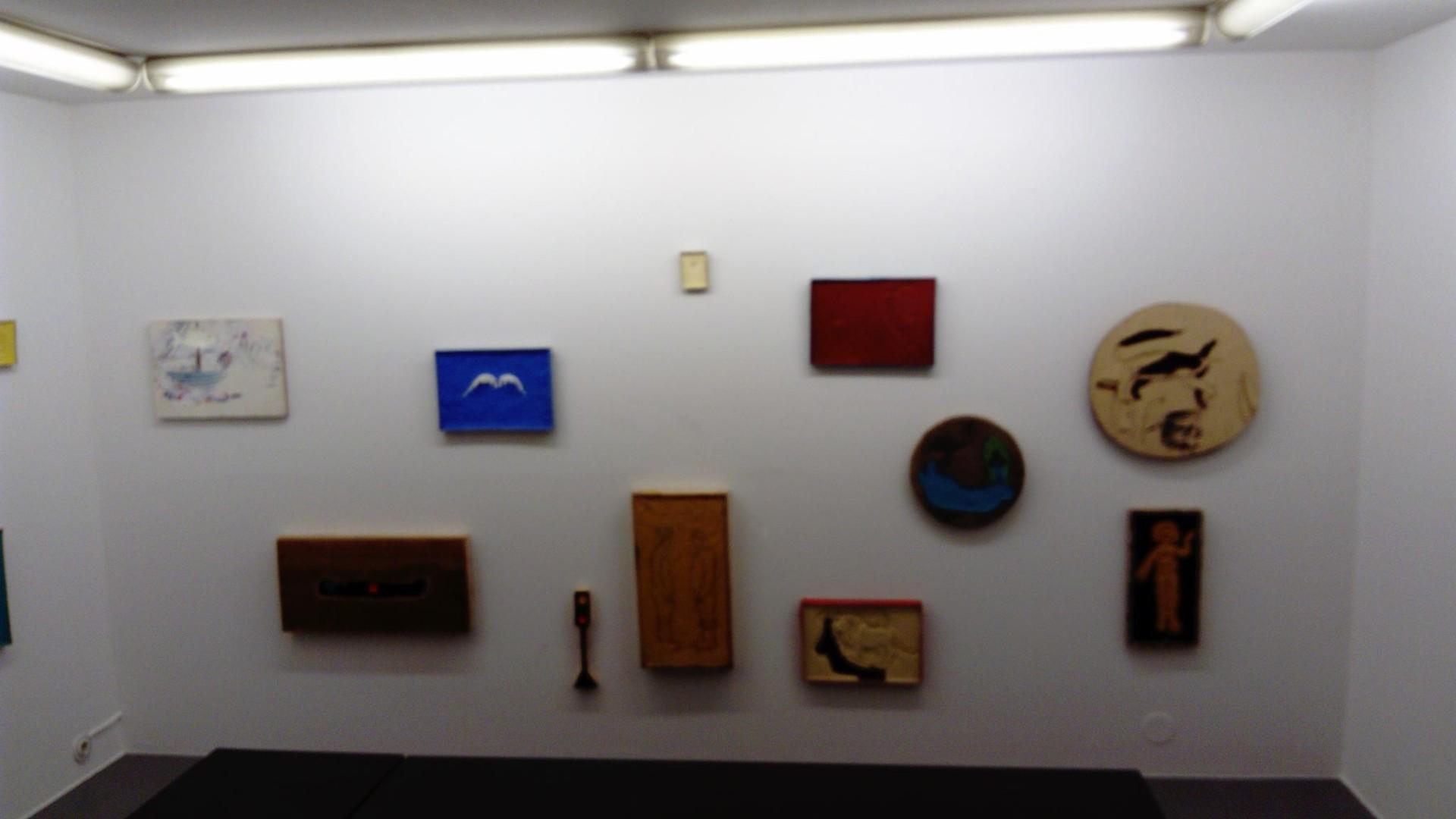 > Kunstverein Friedrichshafen Peter Böhnisch